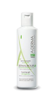 Aderma dermalibour+ gel moussant 125ml