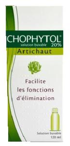 Chophytol 20%, solution buvable