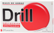 Drill, pastille à sucer