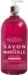 Beauterra savon liquide de marseille rose ancienne flacon pompe