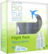 Bausch + lomb biotrue solution multifonctions spécial avion 2 x 60 ml